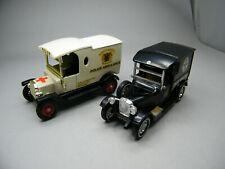 Matchbox MoY C3 Alternative Collection Police Ambulance Ford T und Talbot no box