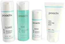 Proactiv 4pc 60 day Kit 3 oz Mask proactive cleanser refining lotion US 2020 exp