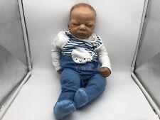 Linda Webb Vinyl Puppe 55 cm. Top Zustand