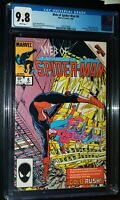 WEB OF SPIDER-MAN #6 1985 Marvel Comics CGC 9.8 NM/MT