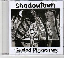 (FP412) Shadowtown, Twisted Pleasures - 2012 DJ CD