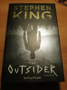 "COME NUOVO ""The Outsider"" Stephen King Romanzo Sperling & Kupfer"
