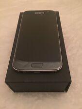 GOOD Samsung S7 SM-G930 - 32GB - Black Onyx GSM Unlocked (T-Mobile).Shadow LCD