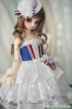 1/4 Bjd Msd/Luts Bdf/ Holiday Child dress Set