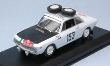 Best 1 43 Lancia Fulvia Coupe 1300 HF #153 Rally Monte Carlo 1967 Miracolo - MOR