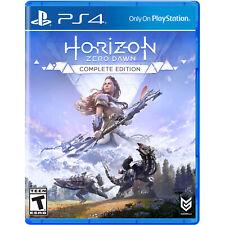 Horizon: Zero Dawn - Complete Edition PS4 [Brand New]