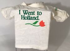 Vintage Cabbage Patch Kids Baby Doll I Went To Holland World Traveler 1980s Cpk