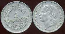 5 francs LAVRILLIER 1947   le 9 ouvert