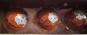 UNC Basketball Ornaments First in a Limited Series University of North Carolina