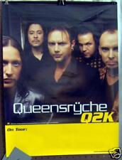 "Queensryche ""Q2K"" Very Rare 18""x24"" Promo Poster ©1999"