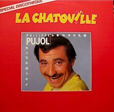 ++PHILIPPE PUJOL la chatouille/instrumental MAXI PROMO 1986 BIPER EX++