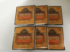GHS A250 Mandolin Strings Light (6 SETS) NEW ~Free Shipping To U.S.~