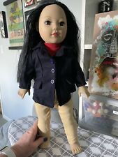 """Alexander 18"""" Doll, Asian, 2009 EXCELLENT CONDITION"""