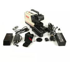 VTG 80s RCA CMR-300 VHS Camcorder CMR300 Untested  w/ Hard Case + More