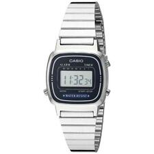 Casio LA670 Digital Water Resistant Ladies Watch with Daily Alarm