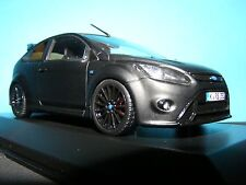 Ford Focus RS 500  STUNNING in Matt  Black  NLA very rare Minichamps 400088104
