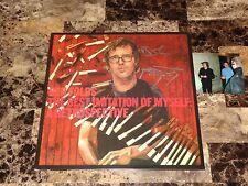 Ben Folds Rare Signed + Sketch Retrospective Vinyl LP Record Five + Photo + COA