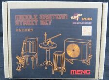 Meng Middle Eastern Street Set Modern Resin Update Kit SPS-036 1/35