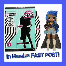 LOL Surprise MISS INDEPENDENT OMG Fashion Doll Series 2 NEW 💙