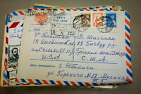 Russia Stamps Lot of Early Covers All Early 1900's