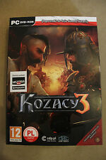 KOZACY 3 SPECIAL EDITION + BONUS (PC) POLISH BOX NEW STEAM