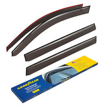 GOODYEAR Rain Guards Side window deflectors for Chevrolet Chevy Tahoe 2015-2020