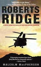 Roberts Ridge by Malcolm Macpherson