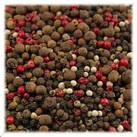 Mixed Peppercorns 5 pepper mix 8 oz