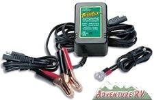 Battery Tender Jr Junior 12 V Volt Trickle Auto Car Boat RV Charger 021-0123