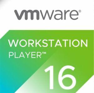 VMware Workstation Player 16 Lizenzschlüssel Lebenslanger ✔️offizieller Download