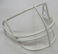Schutt Super Pro Football Helmet Face Mask Metal Grill White - Njop