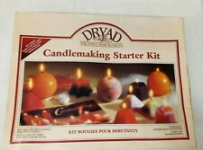 Dryad Candle Making Beginners Kit