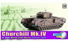 Dragon 60503 - 1/72 Brit. Churchill Mk. IV-NORTH IRISH HORSE TUNISIA 1943-NEUF