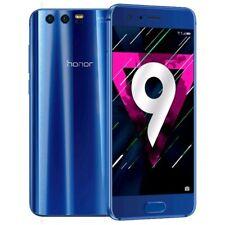 Ecran vitre Tactile LCD cache arriere Honor 9 Bleu