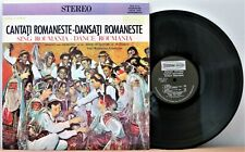 """Cantați Romaneste-Dansați Romaneste"":  Soloists & Orch. Of The House Of Culture"