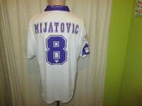 Real Madrid Kelme Champions League Sieger Trikot 1997/98 + Nr.8 MIJATOVIC Gr.L
