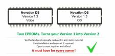 Novation Drum Station firmware/Upgrade Software Update V 1.3 808 909 CLONE OS