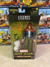 "Marvel Legends Figure NEW NIB 6"" BAF Xemnu - Super Villains THE HOOD"
