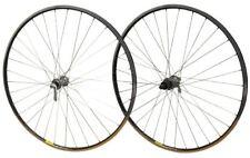 700c PAIR Shimano Tiagra 32h Road Bike Mavic Open Sport Cassette Silver Wheels