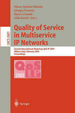 Quality of Service in Multiservice IP Networks: International Workshop-ExLibrary