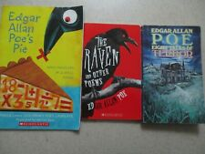 Edgar Allan Poe: 8 Tales of Terror,  Poe's Pie The Raven and others poems