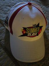RARE WWE WRESTLING SUMMER SLAM 2009 HAT