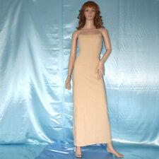 Stretchig Soft Summer Dress XS Maxi Evening Cocktail Sheath