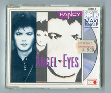 Fancy cd-maxi ANGEL EYES Extended Version © 1989 Metronome 889 873-2 West German