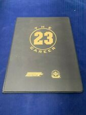 Michael Jordan The 23 Career photo set in Binder PF and UDA #6109 of 23000