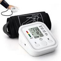 Numérique Tensiometre Bras Appareil de Mesure Pression Arterielle Electronique