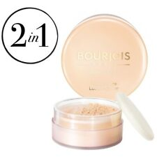 Bourjois Loose Powder 01 Peach (Peche) Airy Finish- Include Silky Puff