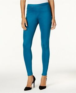 HUE The Original Jeans Solid Color Leggings Variation of Colors, Sizes XS-XL $39