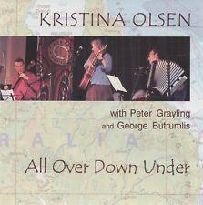 KRISTINA OLSEN - All over down under - CD album