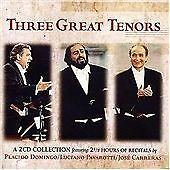 Domingo/Pavarotti/Carreras, Three Great Tenors, Very Good
